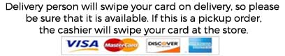 Credit-Card On Delivery