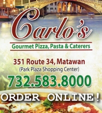 Carlos Gourmet Pizza Matawan NJ 07747