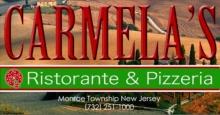 Carmelas Pizza Monroe N.J. 08831