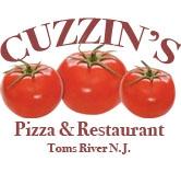 Cuzzins Pizza & Restaurant Toms River N.J. 08753