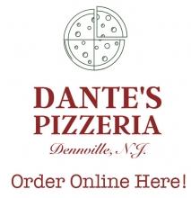 Dantes Pizza Denville NJ 07834