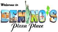 Denino's Pizza Place Aberdeen N.J. 07747