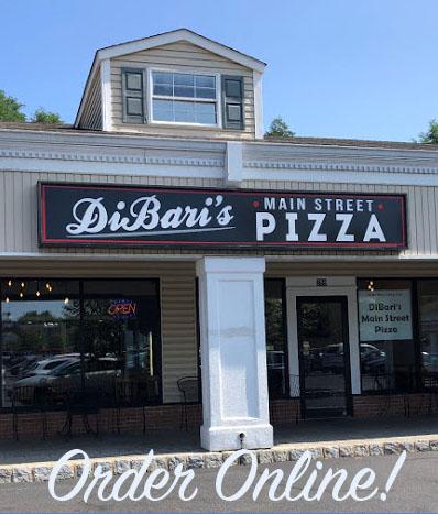 DiBari's Pizza Matawan N.J. 07747