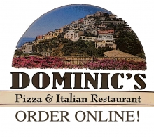 Dominic's Pizza Voorhees NJ 08043