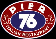 Pier 76 Italian Restaurant Staten Island NY 10301