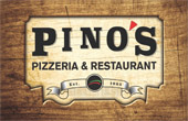 Pino's Pizzeria Restaurant Woodbridge NJ 07095