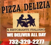 Pizza Delizia Monmouth Junction N.J. 08852