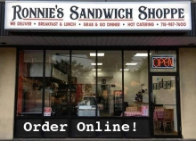 Ronnies Sandwich Shop Staten Island NY 10306