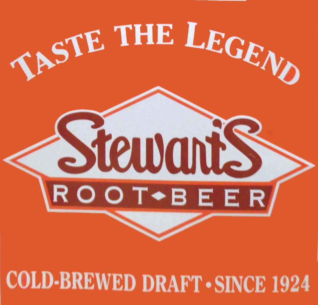 Stewarts Root Beer East Brunswick N.J. 08816