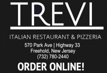 Trevi Pizzeria Freehold NJ 07728