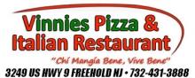 Vinnies Pizza And Italian Restaurant Freehold NJ  07728