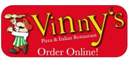 Vinny's Pizza And Italian Restaurant Delanco N.J. 08075
