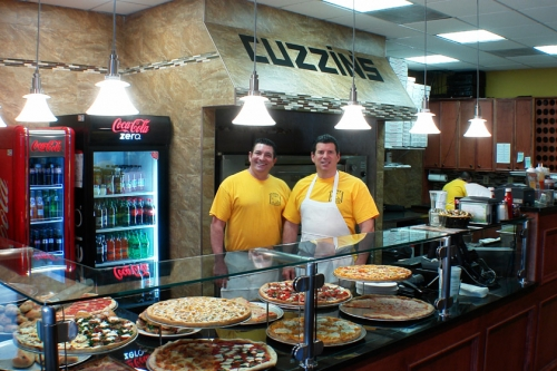 Cuzzins Pizza & Restaurant Freehold N.J.1