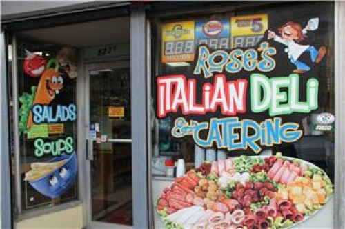 Rose's Italian Deli North Bergen N.J.4